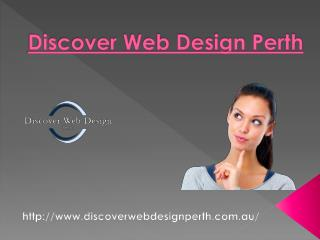 Find Multiple Services With Discover Web Design Perth