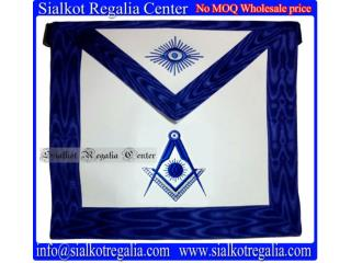 Blue Lodge Officer Apron - Senior deacon