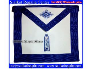 Blue Lodge officer Apron - Junior Warden