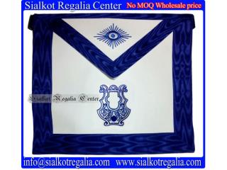 Blue Lodge Officer Apron - Musician