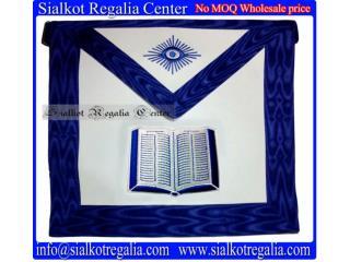 Blue Lodge officer Apron - registrar