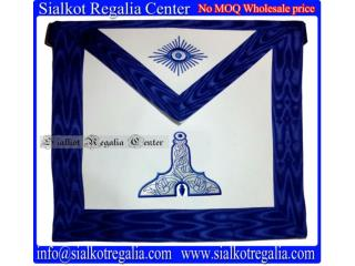 Blue Lodge officer Apron - senior warden