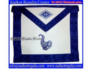 Blue Lodge Officer Apron - Steward