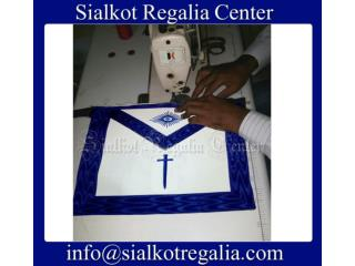Officer apron Blue lodge