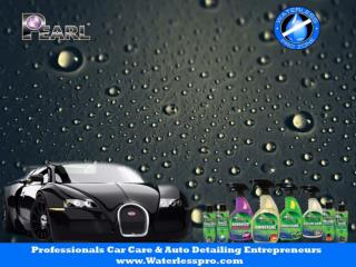Professionals Car Care & Auto Detailing Entrepreneurs