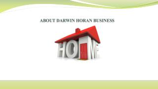 Business Of Darwin Horan Colorado