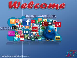 The Best Online Marketing By Discover SEO Adelaide
