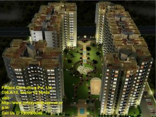 Galaxy North Avenue 2 Noida Extension Call@ 9560090046