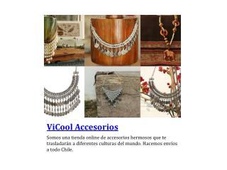 Accesorios De Mujer Chile - Vicool Accesorios