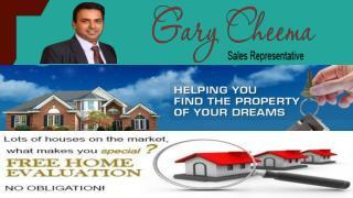 Gary Cheema Real Estate Agent Brampton- CENTURY 21 President Realty Inc.Brokerage