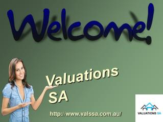 Residential Valuations Services By Valuation SA