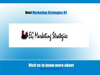 Marketing Strategies NY