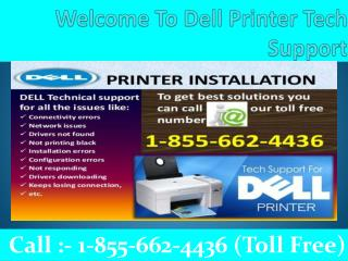 Dial 1-855-662-4436#@Dell Printer Tech Support  #@New Mexico