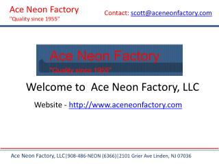 Neon Signs-AceneonFactory