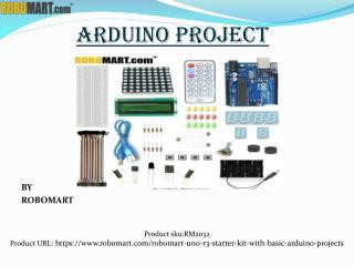 Buy Arduino Projects