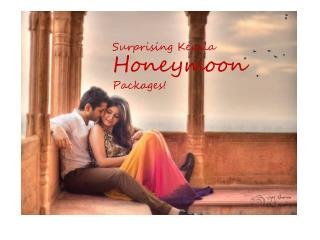 Thriiling Honeymoon In Kerala
