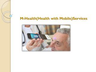 M-Health App Services