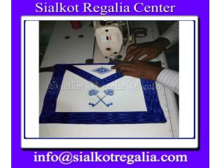 Masonic Blue Lodge officer Apron