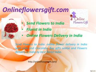 Online Flowers Gift | Send Flower Bouquet