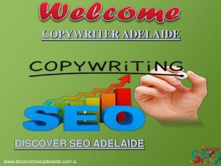 The Best CopyWriter in Adelaide