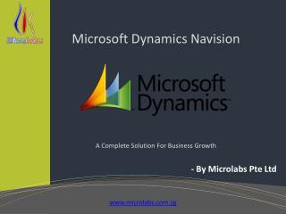 Microsoft Dynamics Navision System