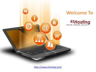 RS Hosting - Best Wordpress Hosting UK
