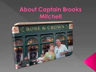 Captain Brooks Mitchell