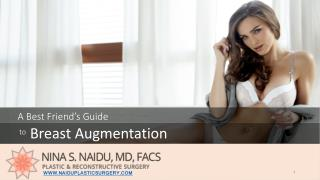 Breast Augmentation 101