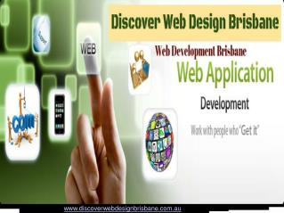 Discover Web Design Brisbane |  Web Design Brisbane