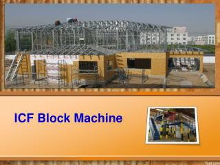 How to Order ICF Block and Precast Hollow Core Wall Panel Machine Online