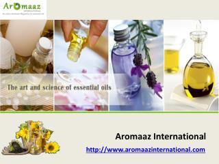 Buy Bulk Quantity of 100% Pure Essential Oils @ Wholesale Price!!