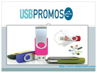 3 USB Flash for Promotional Tools that Work