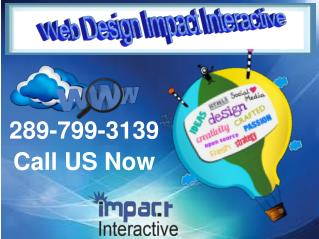 Affordable Stunning Web Design Services in Hamilton – Just $399