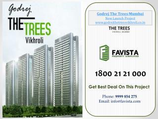 Godrej The Trees Specification, Property in Vikhroli