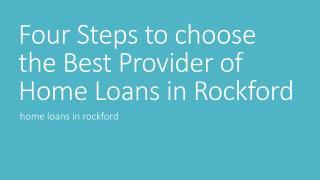 rockford loans