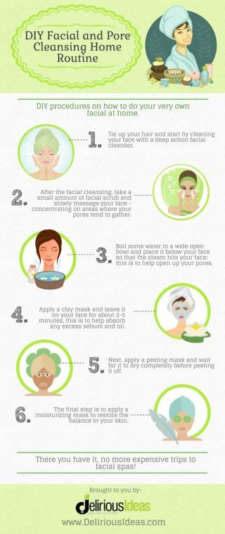 Simple DIY Skin Care Routine