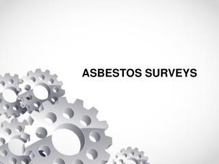 Asbestos surveys | Easy EPC