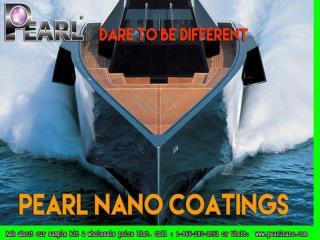 Pearl Nano Glass Demonstration - Pearl Nano Coatings