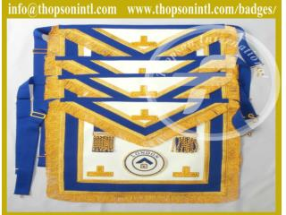 Craft regalia provincial full dress apron