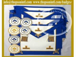 Masonic craft undress apron