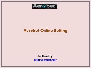 Aerobet-Online Betting