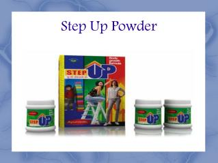 Step Up Powder