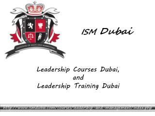 Leadership Courses Dubai
