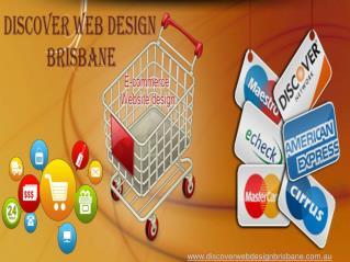 Ecommerce Web Development Brisbane | Ecommerce Website Design