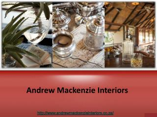 Andrew Mackenzie - Corporate Interior Designers