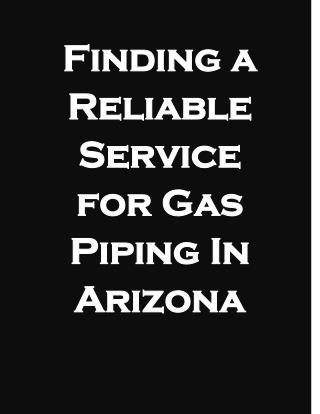 Gas piping phoenix