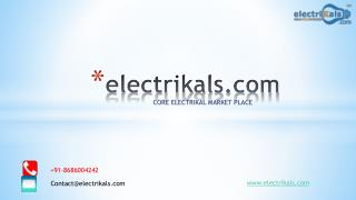 FORTUNE ART Electrical products | electrikals.com