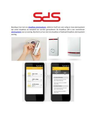 Beveilig Uw Huis En Winkel Met Ons Alarmsysteem