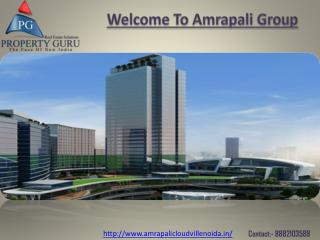 Amrapali cloud ville, Noida Extension