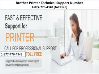 Brother Printer Support Number |||| 1-877-776-4348 number toll free